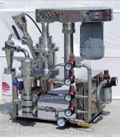 QLM-80K气流磨主机的图片