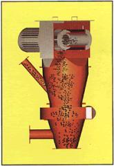 CFJ系列强制超细分级机