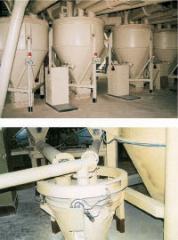 PHL型自动称重配混料系统