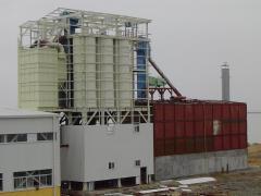 LSHB双混式干混砂浆生产设备