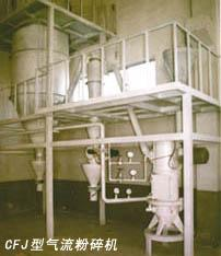 CFJ型 系列气流粉碎机的图片