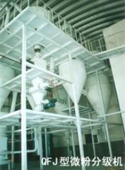 QFJ型气流分级机的图片