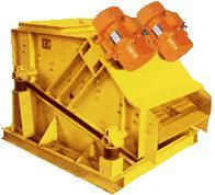 YDZ系列振动筛(振动电机传动)的图片