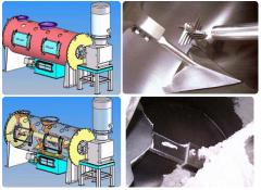 LDH 犁刀混合机的图片