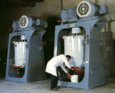 立式批量式研磨设备的图片