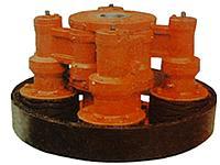 WGM系列内分级悬辊磨机