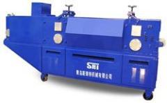 韩资青岛斯瑞特独家专利GTQ系列钢管调直机MQG系列钢模板修复机