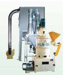 HLM-580型超细离心环辊磨