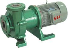 FC系列氟塑料磁力泵