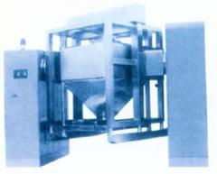 HDT系列自动提升料斗混合机