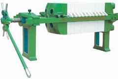 390型板框式压滤机