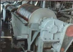 供应磁选机 干式永磁筒式磁选机 湿式磁选机 铁矿磁选机