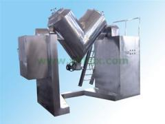 V型高效混料机/混合混料设备/粉体设备的图片