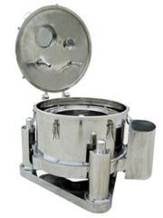 三足式吊袋式离心机sd800-1500