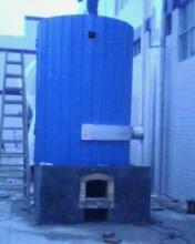 燃煤(柴)热风炉