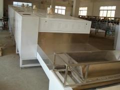 带坡度大型干燥设备