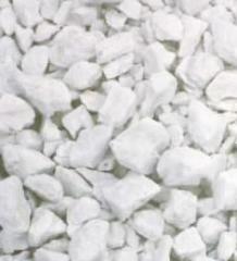 硅灰石精选小块