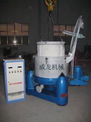 防腐衬塑四氟钛材离心机
