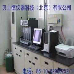 全自动氮吸附3H-2000III型比表面分析仪的图片