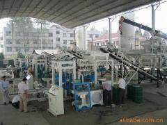 建筑垃圾制砖机、保温砖制砖机