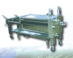 板框式硅藻土过滤机