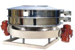 双电机直卸振动筛分机