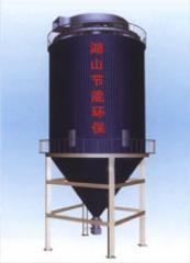HLC系列立窖圆形反吹风袋除尘器的图片
