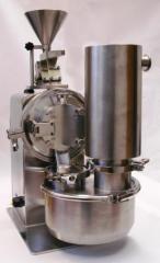 麦克罗Mikro®LPM-2实验室用棒式超细粉碎机的图片