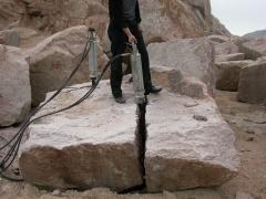 液压劈裂机10秒分裂岩石混凝土