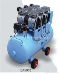 静音无油空压机 (DA-5003)
