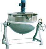 立式全不锈钢蒸汽夹层锅(上海宣辰机械)
