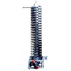 螺旋垂直提升机 皮带输送机 给煤机的图片
