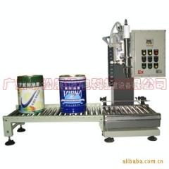 油墨、油漆、硬化剂、溶剂正压防爆型定量液體灌装机