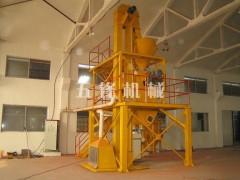 实用型粉体生产线的图片