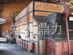 机械燃煤热风炉