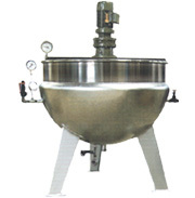 搅拌夹层锅