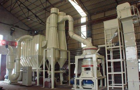 高岭土磨粉机的图片