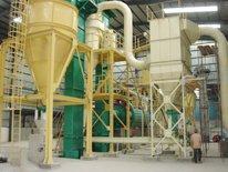 LHM超细球磨分级生产线的图片