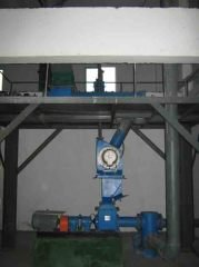 煤粉计量输送系统