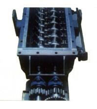 SJ系列双轴干燥机