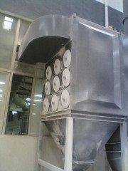 PA-DF沉流式滤筒除尘器的图片
