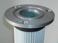 覆膜防静电滤筒的图片