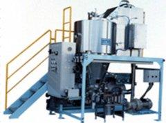 流动造粒喷雾干燥机