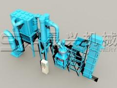 SXM-780超细高压磨粉机