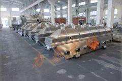 硫脲专用振动流化床干燥设备