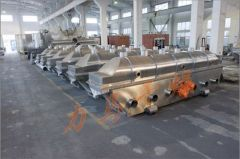 氯化镁专用振动流化床干燥机