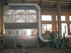 自动回料箱式沸腾流化床干燥机