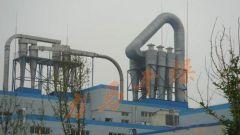 2万吨/年氟硅酸钠生产线(气流干燥机)