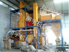 DFTC型干粉砂浆复混(二合一)生产线