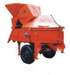 JW250强制式混凝土搅拌机